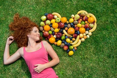 составить правильное питание для похудения онлайн