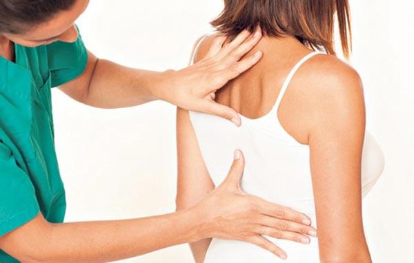 Симптомы межпозвоночной грыж