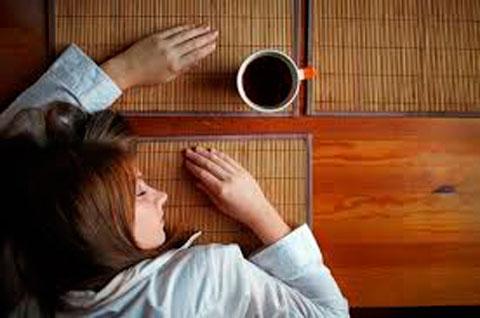 Вред кофе - бессонница