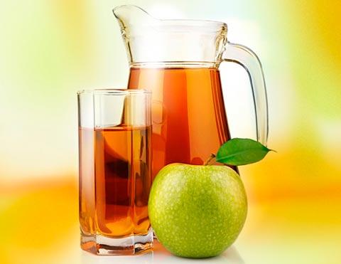яблочный сок лечение яблоками