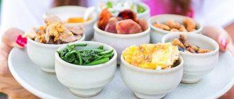 Дробное питание для похудения и оздоровления. Меню на день и на неделю