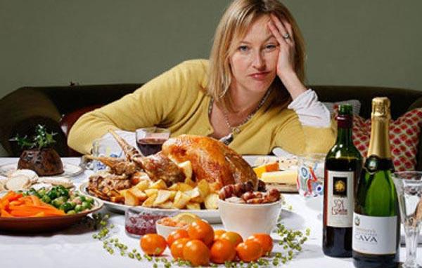 Здоровое питание и праздники