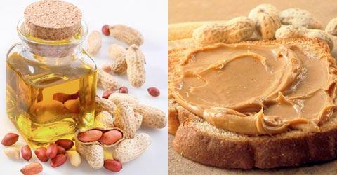 Арахисовое масло и паста