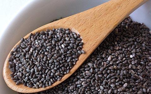 Семена чиа и льна сравнить