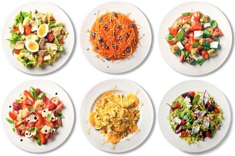 Питание для набора мышечной массы и нормализации веса