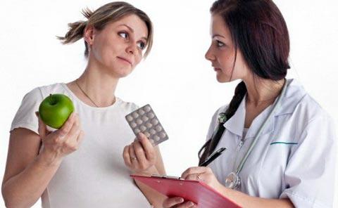 Продукты, повышающие гемоглобин при беременности