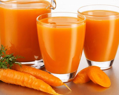 Лечение и противопоказания морковного сока