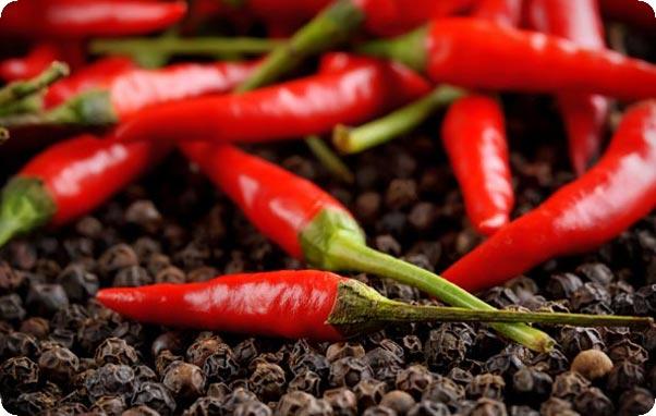 Польза и вред красного перца. Рецепты лечения
