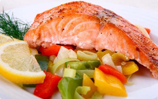 Рыбная диета для очищения организма и похудения