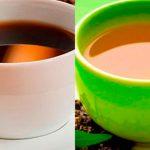 Чай или кофе? Делаем правильный выбор