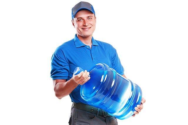 Как выбрать компанию по доставке воды?