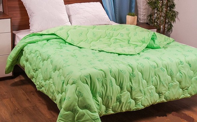 Особенности бамбуковых одеял