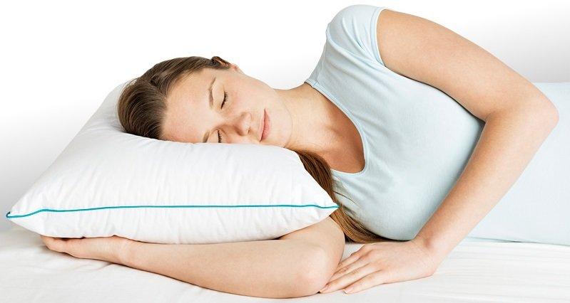 Подушки из холлофайбера и их преимущества
