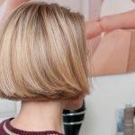 Мелирование на короткие волосы ❤️ [100 фото] — на русые, темные и светлые локоны с челкой и без