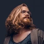 Мужское мелирование [40 фото] ❤️ мелированных волос у мужчин и парней
