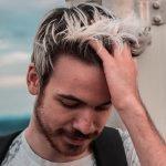 Мужское окрашивание волос [30 фото] — виды покраски волос для мужчин, цвета, тенденции, технология