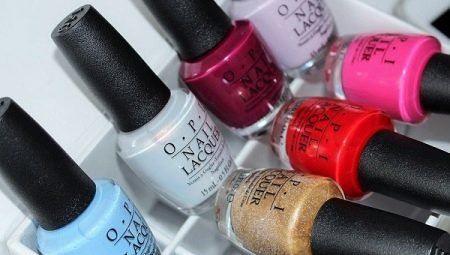 Особенности лаков для ногтей бренда OPI
