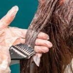 Осветление темных волос в домашних условиях [11 фото]