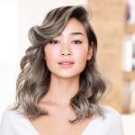 Серебристый цвет волос [20 фото] — кому идет, как покраситься, обзор серебряных красок