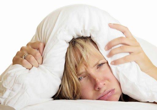 Распространенные причины нарушений сна